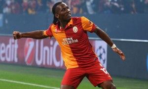 Ini waktu Kamga main bola di Galatasaray